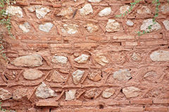 Ancient wall in Delphi Royalty Free Stock Image