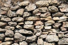 Ancient wall texture Royalty Free Stock Photo