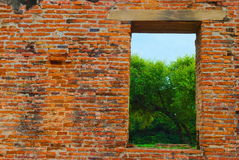 Ancient wall Royalty Free Stock Image