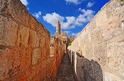 Ancient Walls Stock Photo