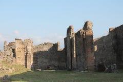 Ancient walls Stock Image