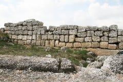 Manduria walls Royalty Free Stock Images