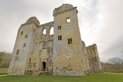 Ancient Wardour Castle Royalty Free Stock Photography