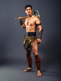 Ancient warrior Royalty Free Stock Images