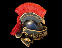 Ancient warrior helmet Royalty Free Stock Photography