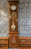 Ancient Watch inside mosque Royalty Free Stock Photos