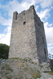 Ancient watchtower Royalty Free Stock Photography