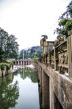 Ancient water conservancy project, Sichuan Royalty Free Stock Photos