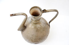 Ancient water jug Royalty Free Stock Photography