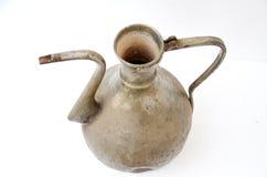 Ancient water jug Royalty Free Stock Photography