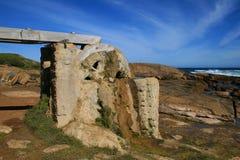 Ancient Water Wheel Stock Photo