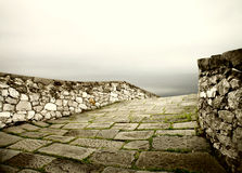 Ancient way Stock Images