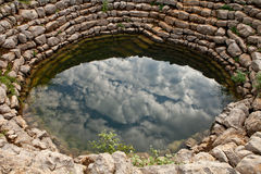 Ancient well 3 Stock Images