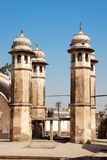 Ancient well in nawalgarh Stock Image