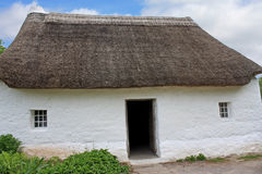 Ancient Welsh Cottage Stock Photo