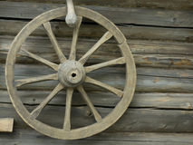 Ancient wheel Royalty Free Stock Image