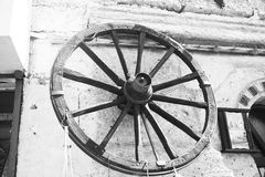 Ancient Wheel Royalty Free Stock Photography