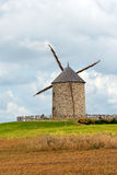 Ancient windmill Stock Photo