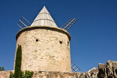 Ancient Windmill Royalty Free Stock Image