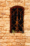 Ancient window. Royalty Free Stock Images