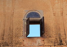 Ancient Window. Stock Photography