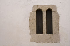 Ancient window Royalty Free Stock Photos