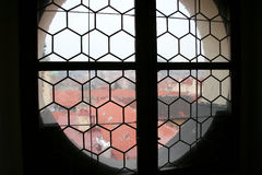 Ancient window Royalty Free Stock Images