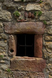 Ancient window Stock Image