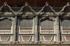Ancient windows Royalty Free Stock Photography