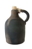 Ancient wine jug Royalty Free Stock Photo