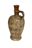 Ancient wine jug stock photos