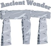 Ancient Wonder Stock Image