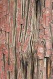 Ancient Wood Pillar Texture Royalty Free Stock Photography