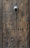 Ancient Wooden Door Stock Photos