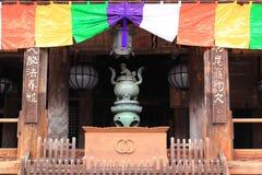Nara Temple Stock Photos