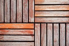 Ancient wooden plank background Royalty Free Stock Photos