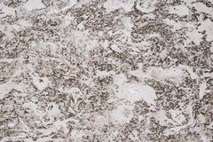 Ancient worn-out wall texture backgrounds.  Royalty Free Stock Image