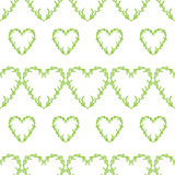 Ancient  wreath, text dividers and borders with laurel leaves,. Hand drawn  illustration. Vintage decorative lovely laurels and heart shaped wreaths. decorative Stock Image