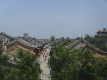 The AncientCity of Ping Yao Royalty Free Stock Photo