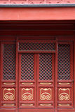 Ancientof Chinese oude architectuur Stock Foto's