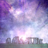 Ancients Time royalty free illustration