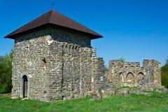 ancientskyrka Arkivbild