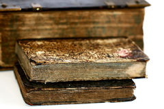 Anciient books Stock Image