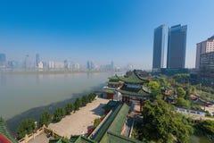 Ancillary buduje 3-Pavilion książe TengTengwang pawilon zdjęcia stock