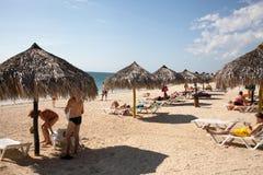 Ancón beach Royalty Free Stock Image