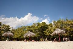Ancón beach Royalty Free Stock Photography