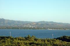 Ancon de la península Fotos de archivo