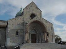 Ancona St. Ciriaco Stock Image