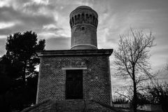 Ancona fyr Royaltyfri Fotografi