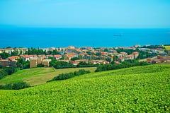 Ancona, Italien Stockbild